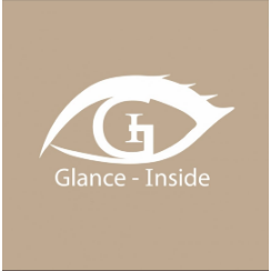 Logo bedrijf Glance-Inside Beauty & Permanente make-up